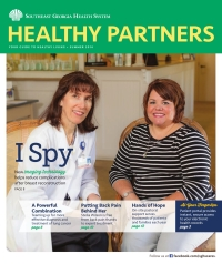SGHS Healthy Partners Magazine Summer 2014 Edition